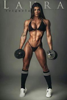 SEXY BADASS MUSCULAR - WomenFitnessModels.com - WOMEN FITNESS MODELS PICS, FEMALE MUSCLE, FITNESS MOTIVATION, MUSCLE TIPS, MOTIVATINAL VIDEOS & FITNESS HUMOUR
