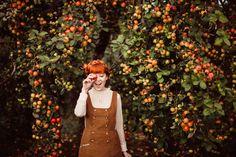 @aclotheshorse an orchard walk
