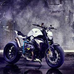 """BMW roadster concept | via: @black_list #BMW #SportBikeAddicts"""
