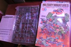 TAMIYA Military Miniatures 1/35 GERMAN MACHINE GUN TROOPS INFANTRY Model Kit NEW #Tamiya
