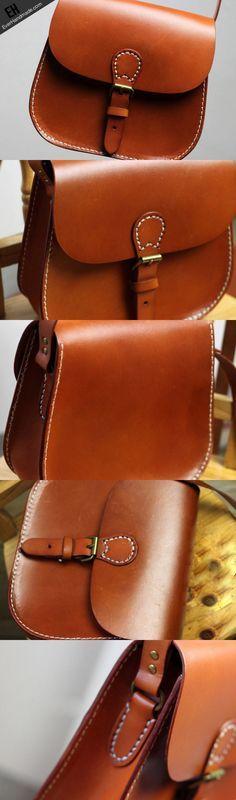 Handmade vintage leather Satchel School crossbody messenger Shoulder B Brown Satchel, Leather Satchel, Leather Purses, Leather Handbags, Leather Belts, Satchel Bag, Clutch Bag, Crossbody Shoulder Bag, Leather Shoulder Bag