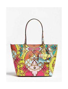 Shoppers y bolsos de hombro Bolsos para mujer Guess Shannon
