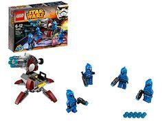 Lego Star Wars Disney: Senate Commando Troopers (75088)  Manufacturer: LEGO Enarxis Code: 014840 #toys #Lego #Star_Wars #Disney