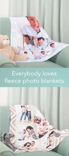 Turn warm memories into cozy afternoons. Save up to 64% on photos blankets + free shipping.