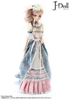 j-doll   Doll Provence