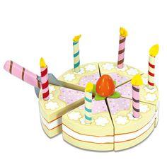 Le Toy Van fødselsdagskage