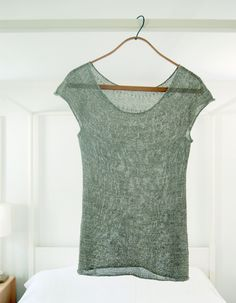 knit sweater how-to