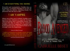 Print cover for Blood Avenged