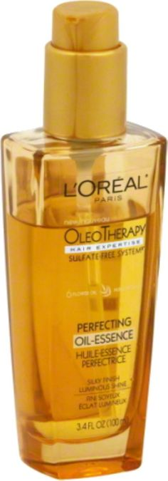L'Oreal OleoTherapy Perfecting Oil Essence 3.40 oz (Pack of 12) * Click image to review more details.