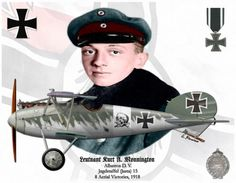 Leutnant Kurt A. Monnington