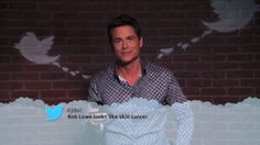Buzzfeed-- Celebrities Read Mean Tweets About Themselves Part Six