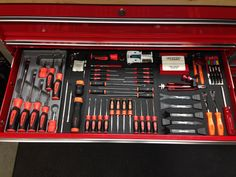 The Orange Snap-on tools porn thread! - Page 18 - The Garage Journal Board