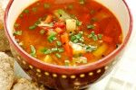 From children's medical center , Dallas , tx (Homestyle Garden Vegetable Soup