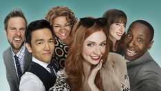 Karen Gillan and John Cho star in ABC's new fall comedy an update on My Fair Lady from Suburgatory creator Emily Kapnek.