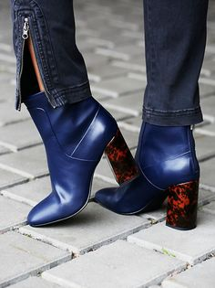 Modern Days Heel Boot at Free People Clothing Boutique