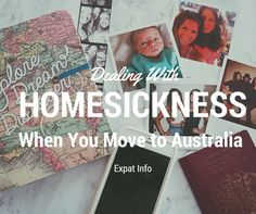 Dealing with Homesickness When You Move to Australia