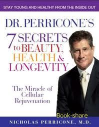 This is another one of dermatologist Nicholas Perricone's antiaging books. In this book, published in 2006, Dr. Perricone explains cellular rejuvenation and its effects on aging. There is also lots of advice on keeping your cells in top condition.