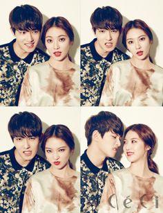 Lee Jonghyun And Gong Seung Yeon