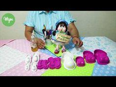 Foam Crafts, Dolls, Youtube, Craft, Craft Foam, Teachers' Day, Nail Decorations, Jelly Beans, Baby Dolls