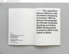 Neubau (Berlin)/LaborGras, Image Brochure