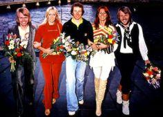 ABBA with Ingemar Stenmark swedish alpinist Icona Pop, Henrik Lundqvist, Swedish House Mafia, Ingmar Bergman, Alesso, Pop Group, Sweden, Capri Pants, Homeland