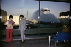 ©Mitch Epstein Kennedy Airport, New York City, 1973