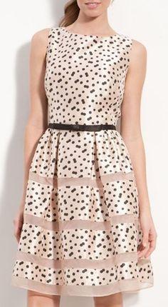 Taylor Pink Bubble Dress