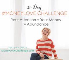 Join The Money Love Challenge — Money Love Challenge