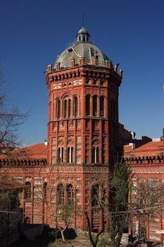 Ahrida Synagogue Istanbul