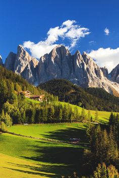 stayfr-sh:  Odle, Val Di Funes