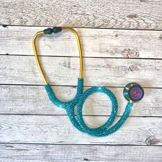 blinged out stethoscope Bling Stethoscope, Stethoscope Brands, Stethoscope Accessories, Personalized Stethoscope, Littmann Stethoscope, Home Health Nurse, Pediatric Nurse Practitioner, Student Christmas Gifts, Nurses Week Gifts