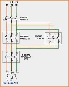 45 Unique Reversing Motor Starter Wiring Diagram Your Starter Went Out And You Want To Replace It Here S W Electrical Circuit Diagram Circuit Diagram Diagram