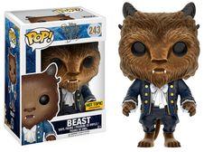 Beauty & The Beast Retailer Exclusive Variant Pop Vinyls Announced - POPVINYLS.COM