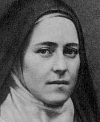 The real face of St Therese