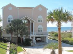 Real Estate Investing: Experience a Real Life Sand Castle - This beautiful 4,788 square foot home is nestled in one of Emerald Isle's popular subdivisions, Dolphin Ridge. This gated community is the perfect location for enjoying our breathtaking sunsets, hunting for sea shells or taking a dip in the ocean. All area properties have easy beach access. Read more...