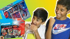 Playmobil city action unboxing and building Lego Duplo, Play Doh, Videos, Kids Toys, City, Children, Building, Youtube, Eggs