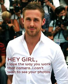 Hey Girl, Photo