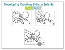 Developing Crawling Skills in Infants #OT