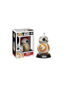 Funko Pop! Movies: Star Wars: Epvii: BB8