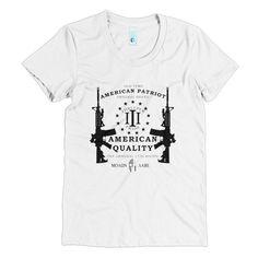 American Threeper Women's T-Shirt