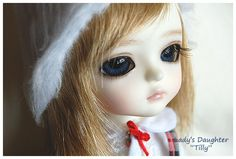 Tilly- Cute Barbie's grand daughter