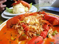 Chupe de Camarones!! Arequipa. by _e.t, via Flickr