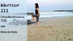 Warrior III (Virabhadrasana III) - Yoga Basics