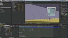 Animating Squash and Stretch in After Effects by School of Motion. If you haven't seen the Intro to Animation Curves in After Effects tutorial yet, I recommend looking at that one first, as this one references some of the concepts in it.