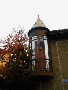 Mirador. Hotel Posada Don Jaime de San Lorenzo de El Escorial.