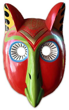 masks of mexico | ... making decorative masks and organizing Suchitlan traditional dances