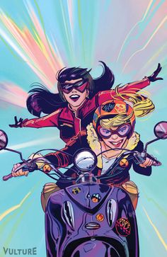 Archie Comics Rebooting Betty & Veronica in July -- Vulture