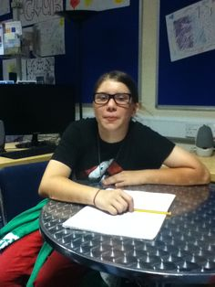 Favourite asian. Alisha wearing my glasses when we got into youth club for free.