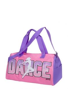 Dance Glow in the Dark Sports Duffle