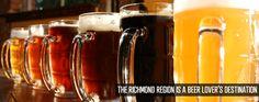 Richmond Craft Beer   Craft Breweries in the Richmond Region